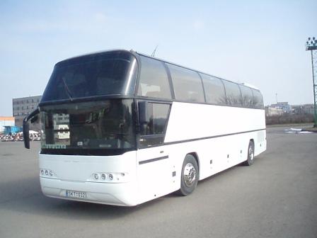 autobuso nuoma neoplan