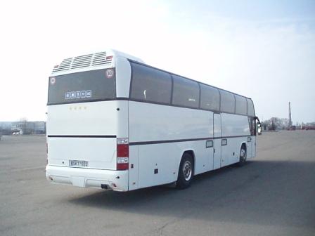 autobusu nuoma kaune neoplan