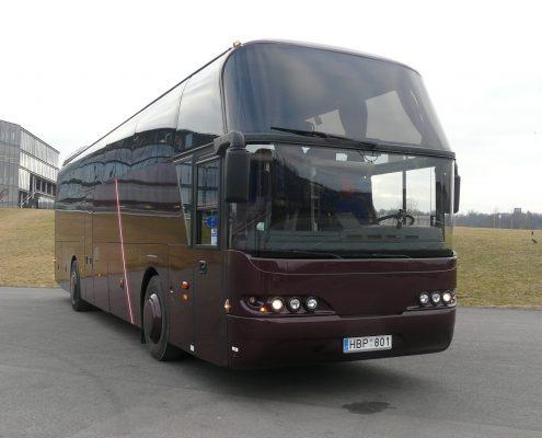 Autobusas NEOPLAN 1116